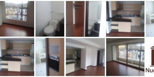 Apartamento en venta para estrenar, área 100 m², (Cerca a centro comercial Unicentro-Pasto)