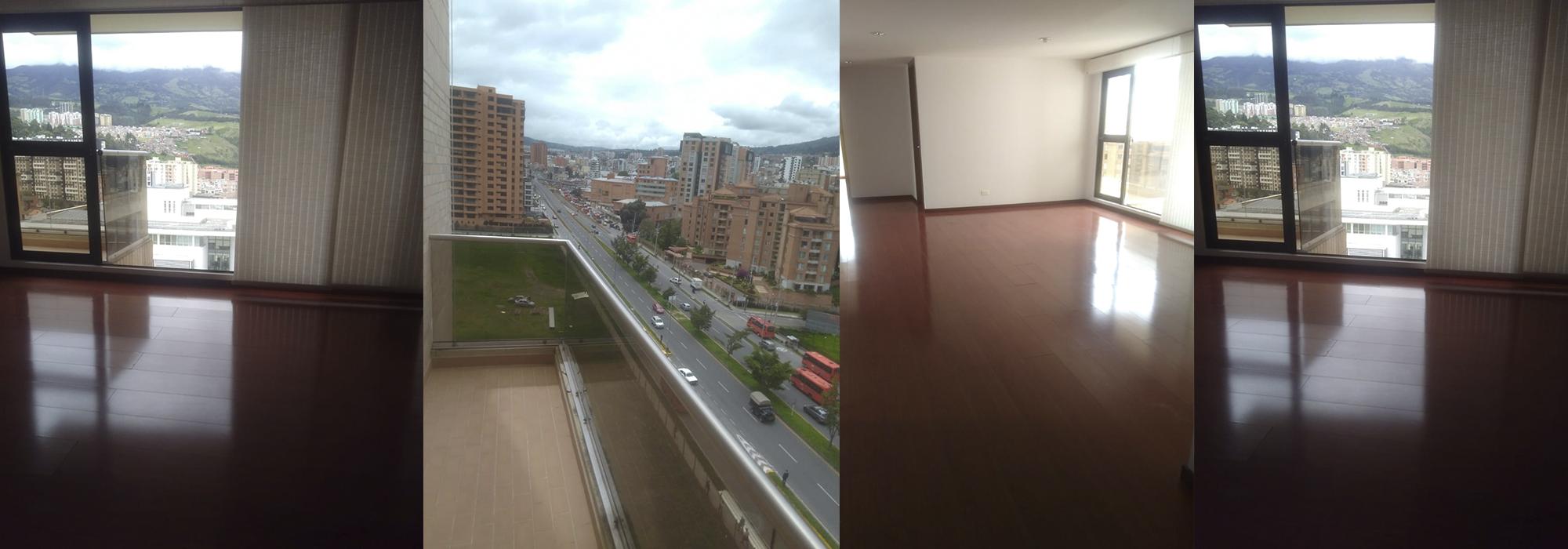APARTAMENTO EN ARRIENDO-SECTOR NORTE (115 m²)